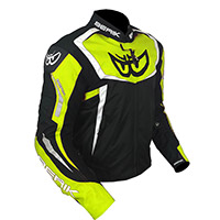 Berik Bad Eye Jacket Black Yellow