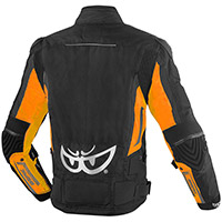 Blouson Berik Endurance Wp Noir Orange