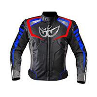 Berik Supersport Jacket Red Blue Black