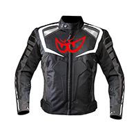 Berik Supersport Jacket Black Grey Red