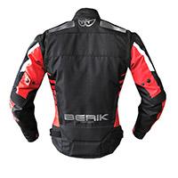 Berik Supersport Jacket Red Black