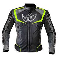 Berik Supersport Jacket Yellow Fluo Grey