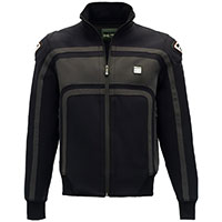 Blauer Easy Rider Jacket Black Grey