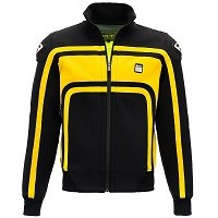 Blauer Easy Rider Jacket Black Yellow