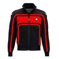 Blauer Easy Rider Jacket Black Red