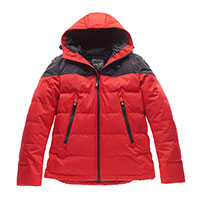 Chaqueta Blauer Easy Winter Man 2.0 rojo azul