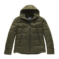 Chaqueta Blauer Easy Winter Man 2.0 verde