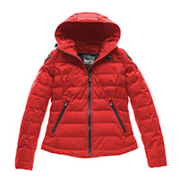Piumino Blauer Easy Winter Woman 2.0 Rosso Donna