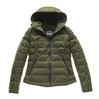 Chaqueta Blauer Easy Winter Woman 2.0 verde
