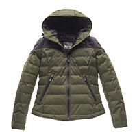 Blauer Easy Winter Woman 2.0 Jacket Green Blue