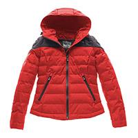 Blauer Easy Winter Woman 2.0 Jacket Red