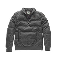 Blauer Pull Winter Jacket Gray