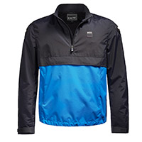 Blauer Spring Pull Man Jacket Blue Tourquoise