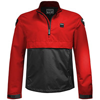 Blauer Spring Pull Man Jacket Red Blue