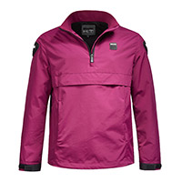 Blauer Spring Pull Woman Jacket Pink
