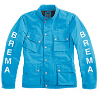 Brema Silver Vase Man Jacket Light Blue