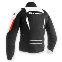Clover Airblade-2 Bianco-rosso