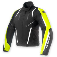 Clover Airblade-2 Black-fluo Yellow