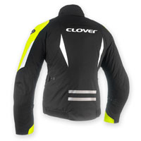 Clover Airblade-2 Lady Nero-giallo Fluo Donna