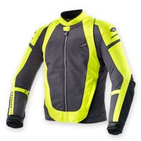 Clover Airjet-3 Lady Fluo Yellow
