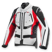 Clover Gts-3 Wp Airbag Prepared Red-grey