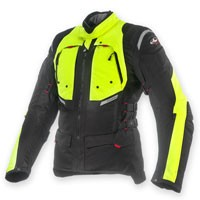 Clover Gts-3 Wp Lady Airbag Prepared Black-yellow