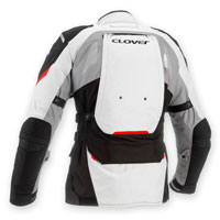 Clover Gts-3 Wp Airbag Prepared Black-grey