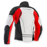 Clover Interceptor Wp Rosso-grigio