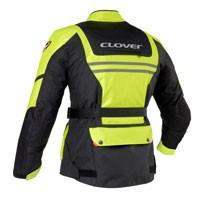 Clover Savana-2 Wp Lady Black-fluo Yellow
