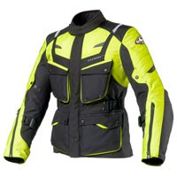 Clover Scout-2 Wp Black-fluo Yellow