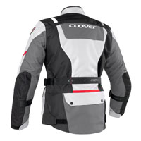 Clover Scout-2 Wp Black-grey