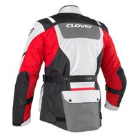 Clover Scout-2 Wp Rosso-grigio