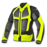Clover Ventouring-2 Wp Lady Airbag Prepared Black-fluo Yellow