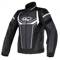Clover Airblade 3 Jacket Black White