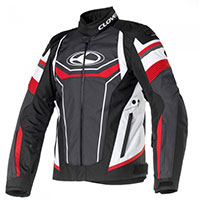 Clover Airblade 3 Jacket White Red