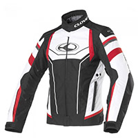 Clover Airblade 3 Lady Jacket White