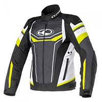 Clover Airblade 3 Lady Jacket White Yellow