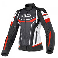 Clover Airblade 3 Lady Jacket White Red