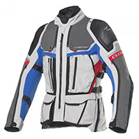 Clover Crossover 4 Airbag Jacket Blue Grey