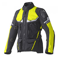 Clover Crossover 4 Airbag Jacket Yellow