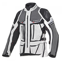 Clover Crossover 4 Airbag Jacket Grey
