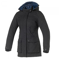 Clover Grancoventry 3 Wp Lady Jacket Black