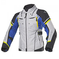 Clover Hyperblade Jacket Blue Grey