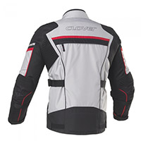 Clover Hyperblade Jacket Black Grey