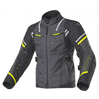 Clover Hyperblade Jacket Yellow Grey
