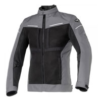 Clover Netstyle Jacket Grey