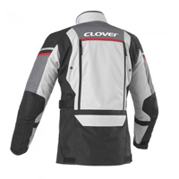 Clover Outland Wp Jacket Grey