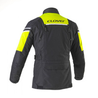 Clover Outland Wp Lady Jacket Yellow