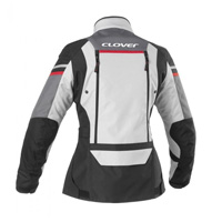 Clover Outland Wp Lady Jacket Grey