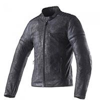 Clover Bullet Pro Leather Jacket Metal
